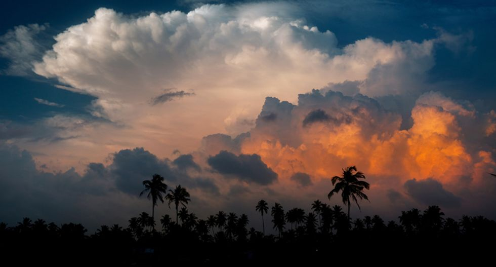 Tropical Storm Madeline forms east of Hawaiian Islands