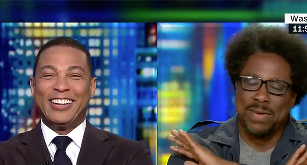 Comic W. Kamau Bell's PSA to black youth: 'Do not give cops Pepsi as a way to stop them from abusing you'