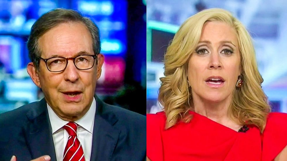 'A completely inappropriate response': Chris Wallace smacks down Fox News panel for excusing vigilantes