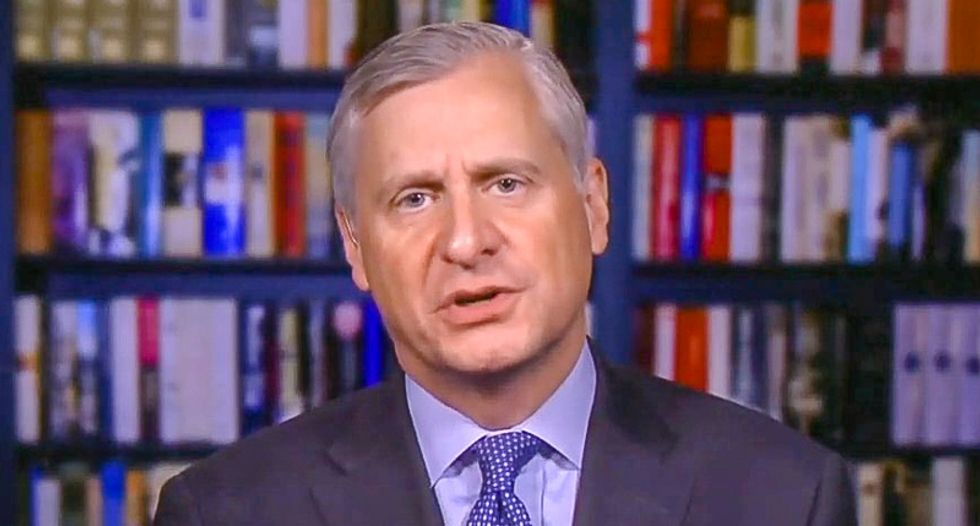 Historian Jon Meacham explains Thanksgiving family fights: 'Political loyalties have replaced religious belief'