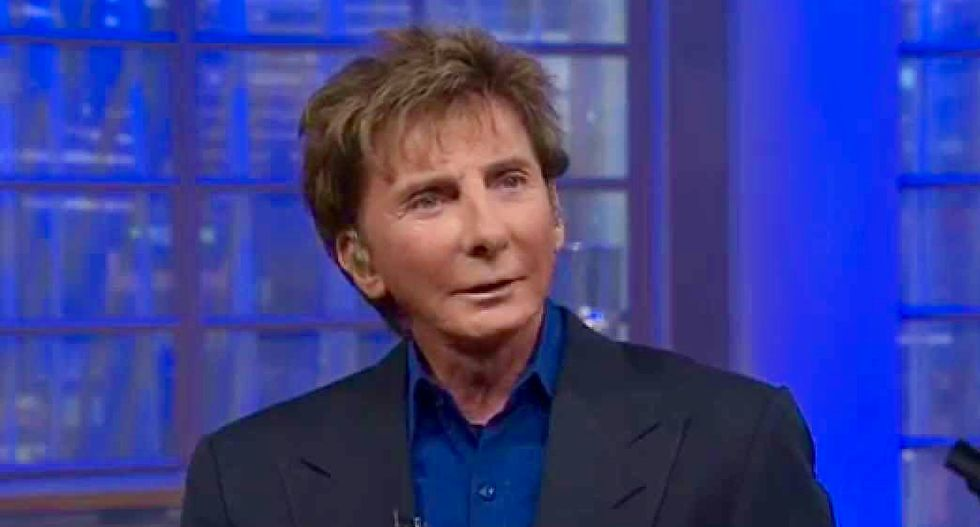 Barry Manilow opens up about his decision to keep his decades-long relationship a secret from fans