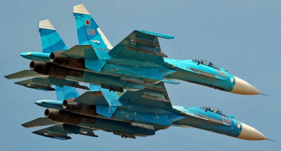 Russia scrambles fighter jets to intercept U.S. Air Force planes near the Black Sea