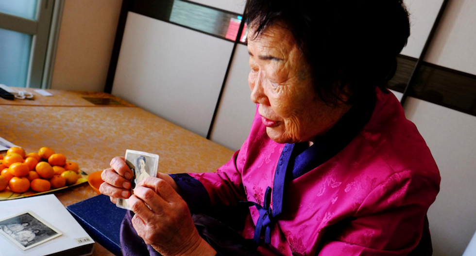 South Korea's surviving 'comfort women' spend final years seeking atonement from Japan