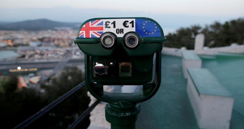 Spain threatens to veto Brexit deal over Gibraltar