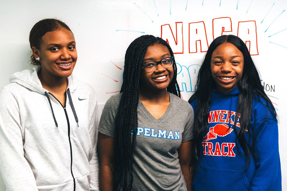 Black girl scientists detail their road from NASA competitors hacked by racist trolls to meeting with the head of Microsoft