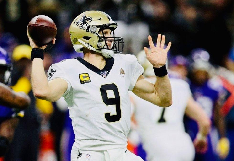 Fury as New Orleans Saints quarterback Drew  Brees criticizes NFL kneeling protests