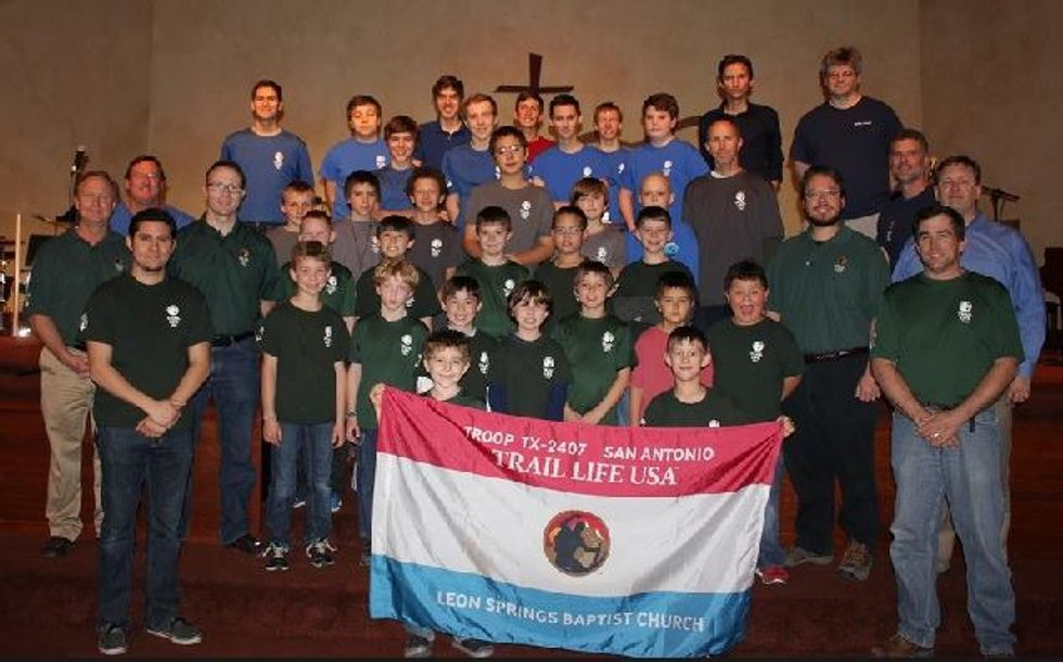 Anti-gay 'Trail Life' scouting organization also excludes Jews and Mormons