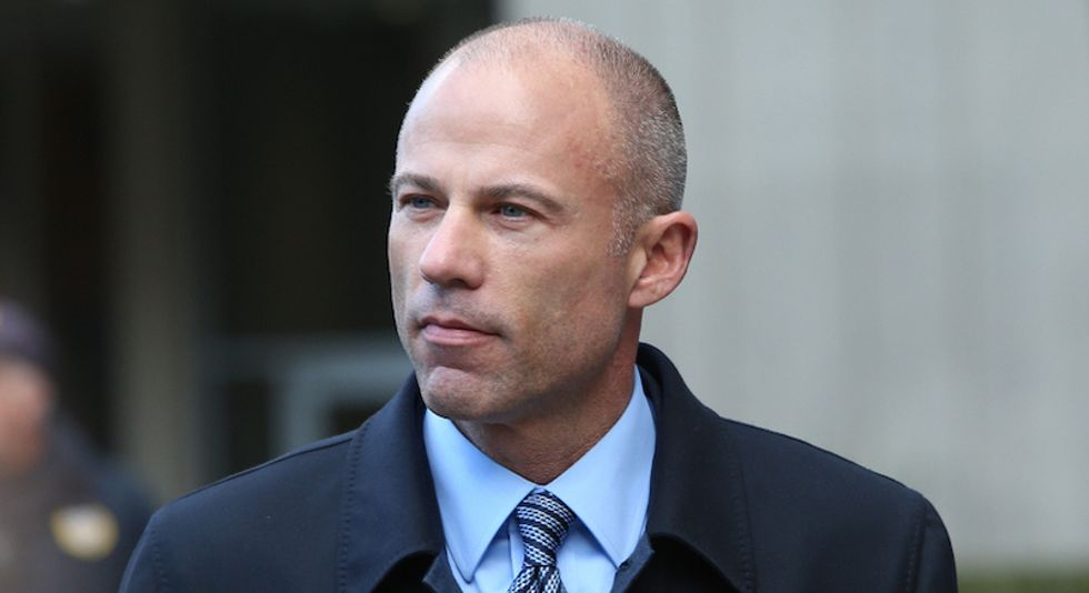 Avenatti accuser did not report any injuries in 911 call: report