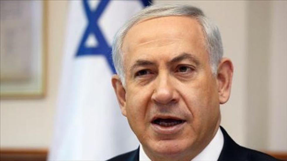 Netanyahu: 'Iran is calling for our destruction'
