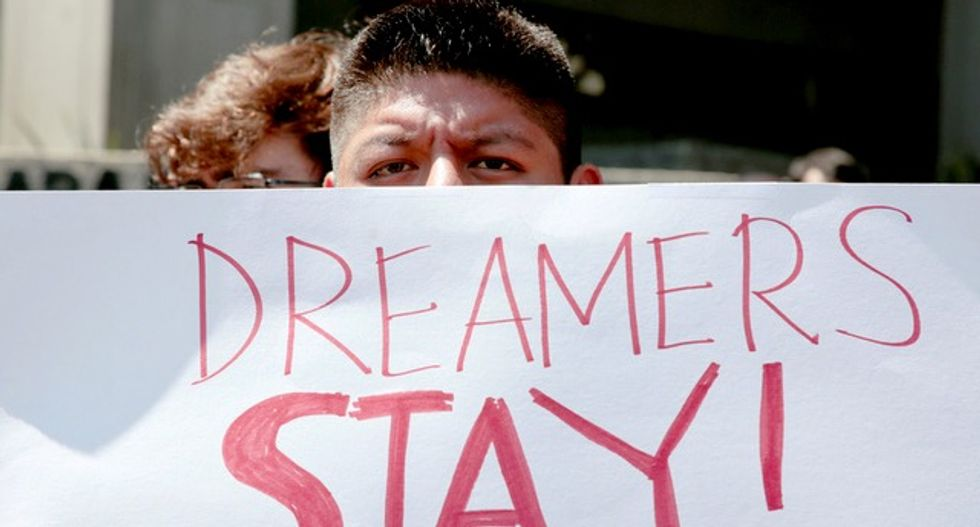 Tech companies join in support of 'Dreamers,' challenging Trump
