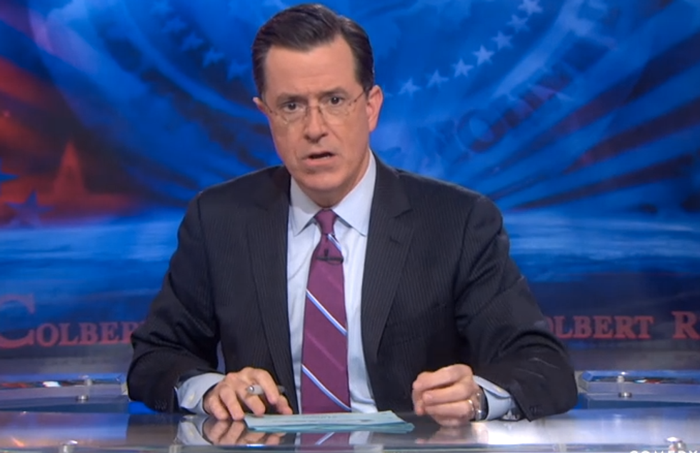 Colbert: LGBT 'boy-on-boycott' of Mozilla is gay totalitarianism at its worst