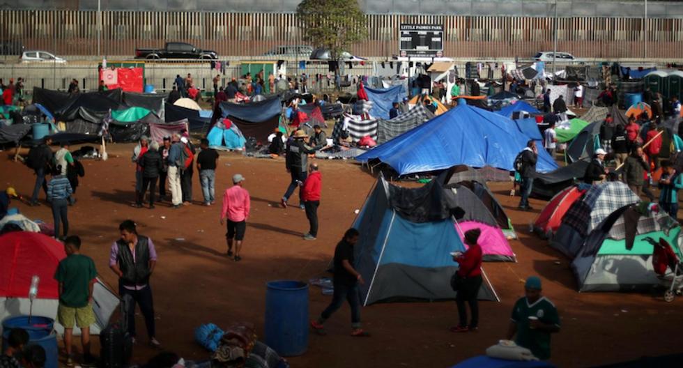 Crime menaces migrants on Mexico border as Tijuana declares crisis