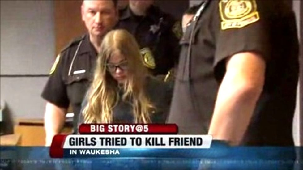 Competency testimony slated for Wisconsin girl in Slenderman attempted homicide case