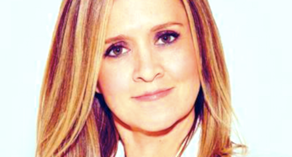 Samantha Bee plans attack on 'alt-right' trolls: They're 'erasing goodness from the world'