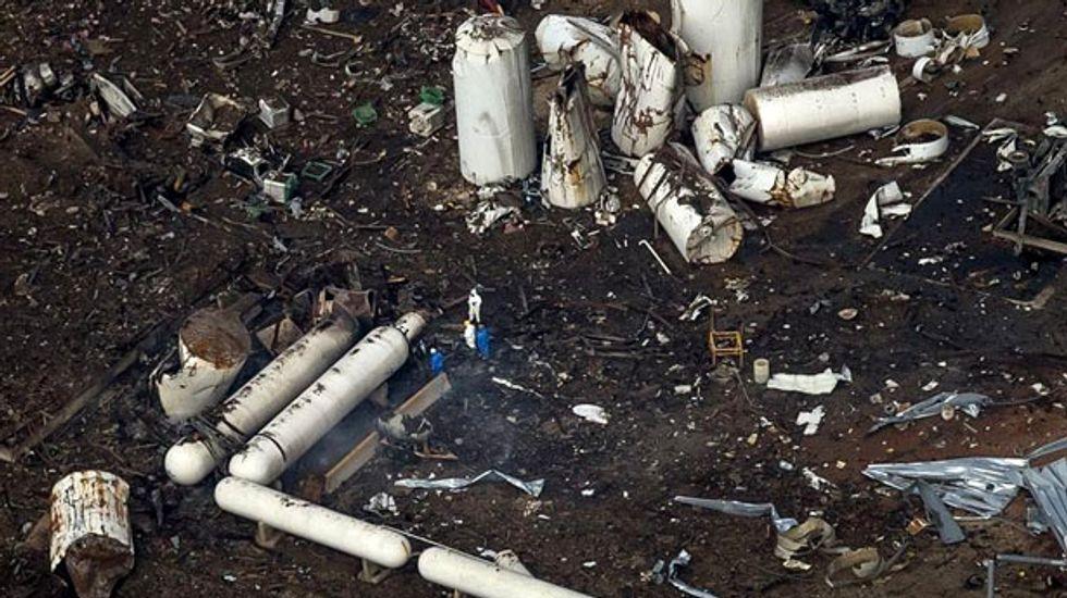 Deadly fertilizer explosion in West, Texas was preventable, investigators conclude