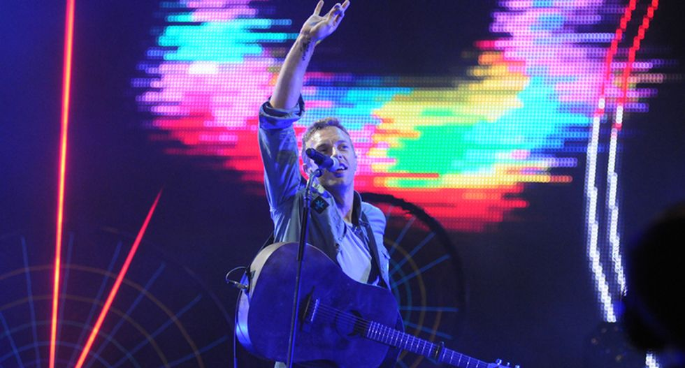 Watch: Coldplay celebrates Gene Wilder with beautiful 'Pure Imagination' cover