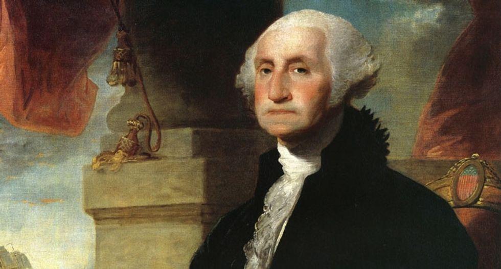 Why Colin Kaepernick is like George Washington