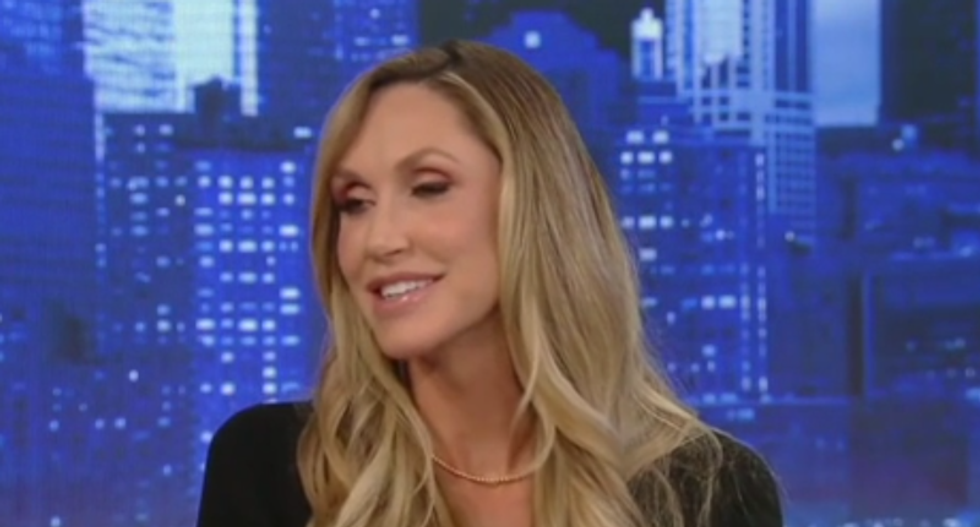 Lara Trump says the president is the real victim: He 'gave up his entire life' to be president