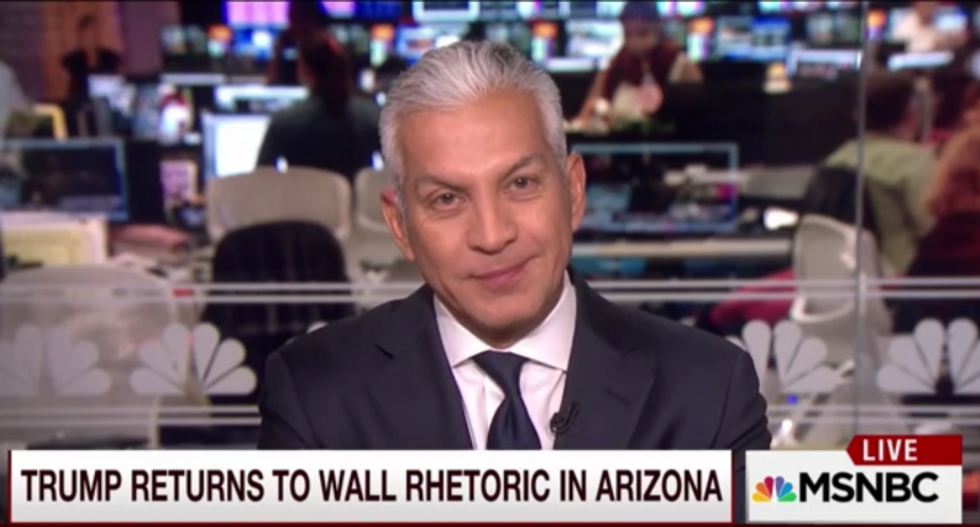 'This guy is a complete clown': Hispanic business leader unloads on Trump after immigration speech