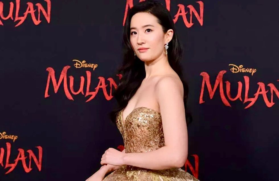 Mulan movie boycott calls grow over scenes filmed in Xinjiang