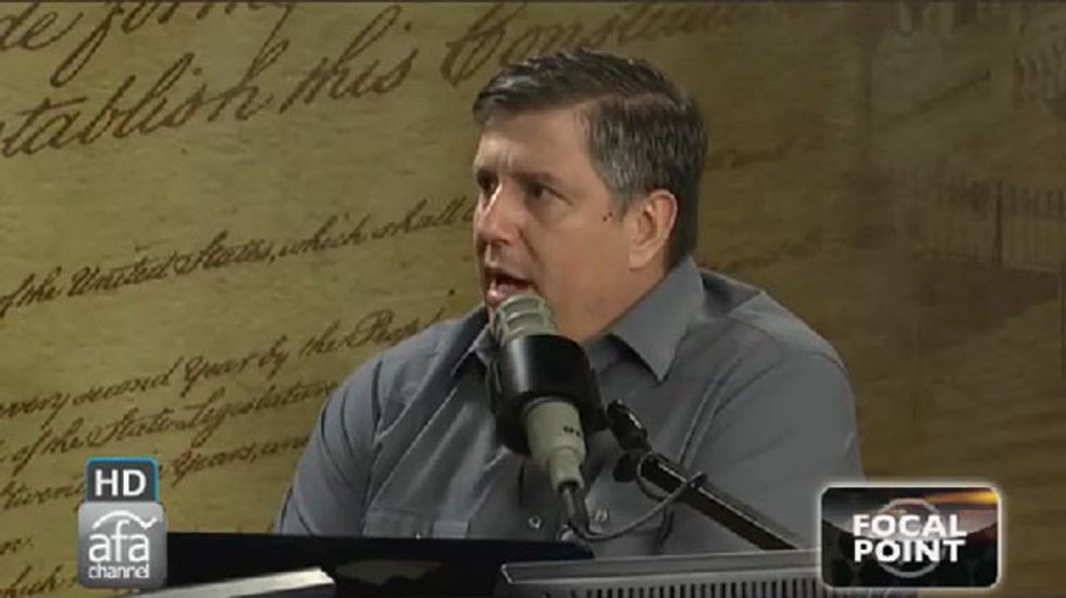 Creationist Carl Kerby insists dinosaurs were on Noah's Ark: They took the younger ones
