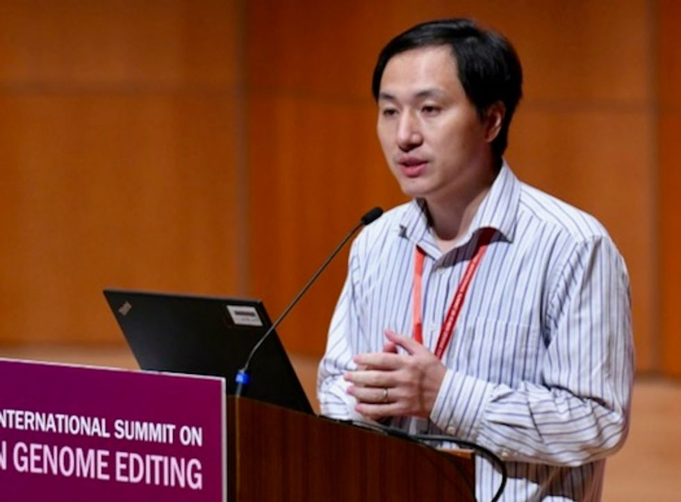 Scientists slam Chinese CRISPR babies research after manuscript released