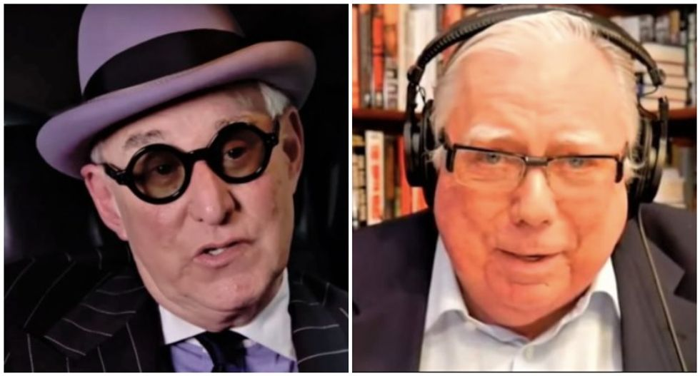 Jerome Corsi, 'Person 1' in Roger Stone indictment, says he's done nothing wrong