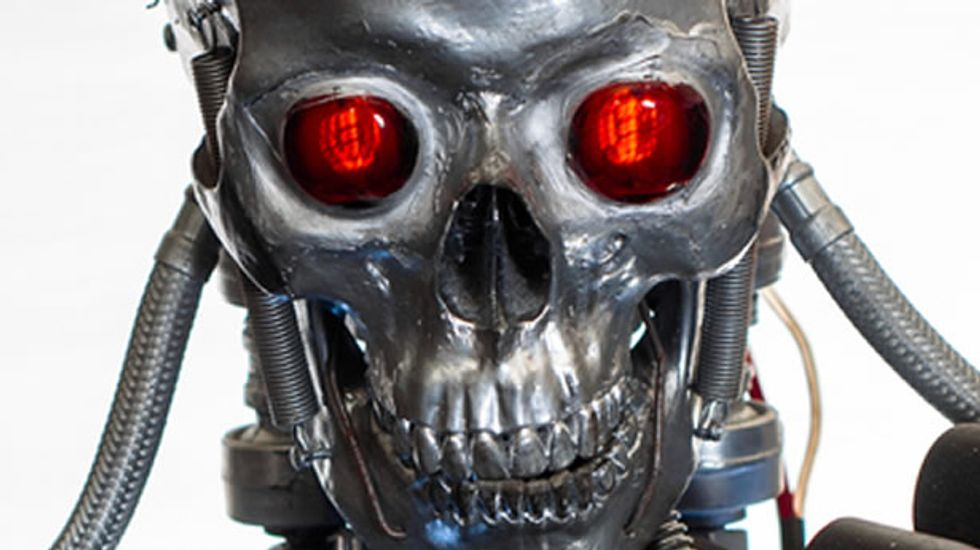 Scientist warns that the robot apocalypse really is coming unless steps are taken now
