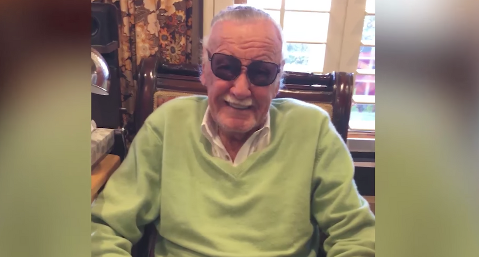 Marvel Comics mogul Stan Lee wins renewal of protection order