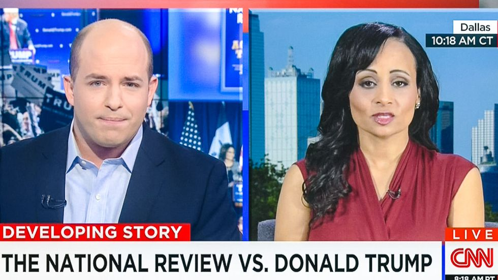 Top Trump official defends call for 'pure breed' president: Obama is a 'half-breed' and so am I