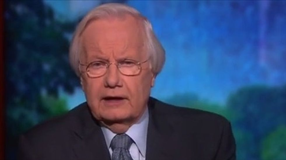 Bill Moyers: Republicans seek to prove ignorance is strength while they rip the country apart