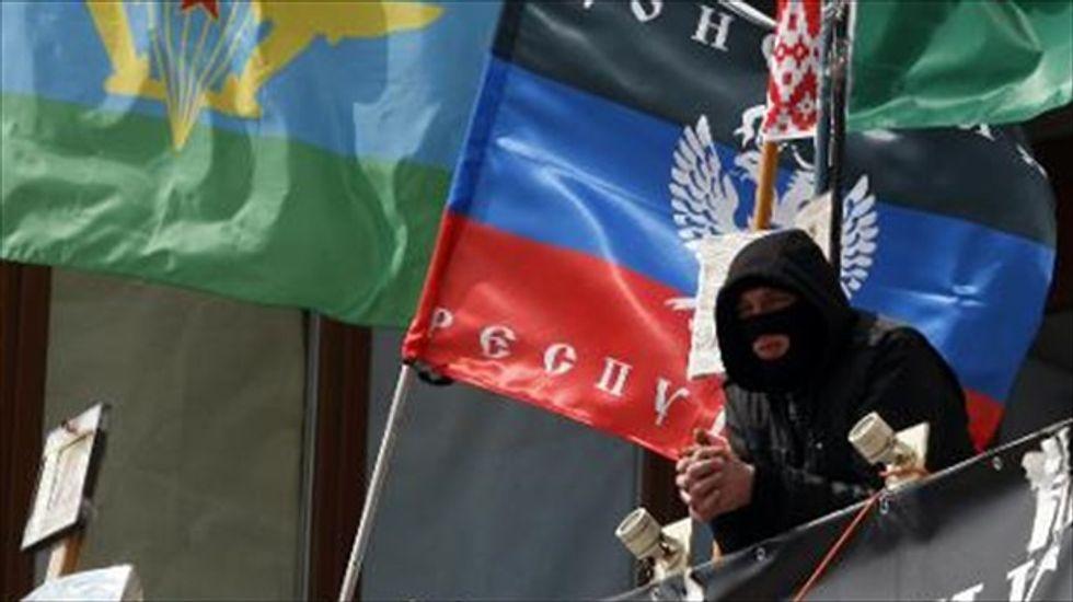 U.S. demands 'concrete steps' by Moscow on Ukraine