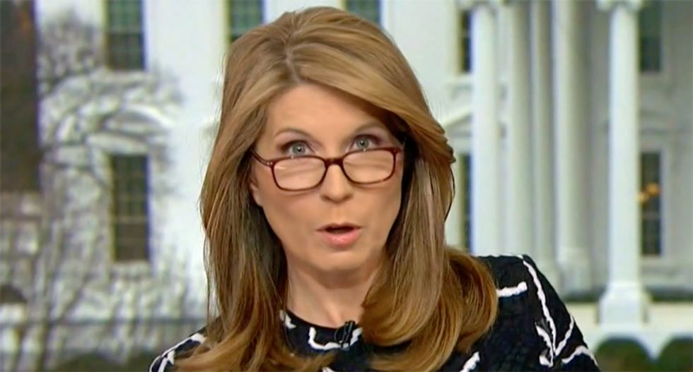 'The country got an education': Nicolle Wallace explains why impeachment could move public opinion