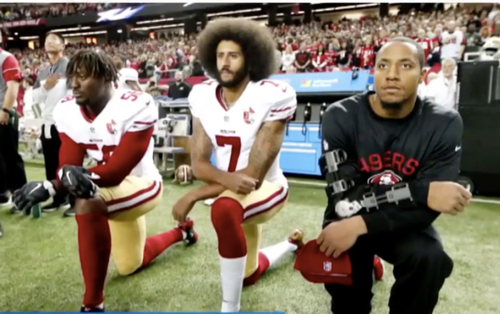 'Dangerous and un-American': ACLU takes NFL's new national anthem policy to the woodshed