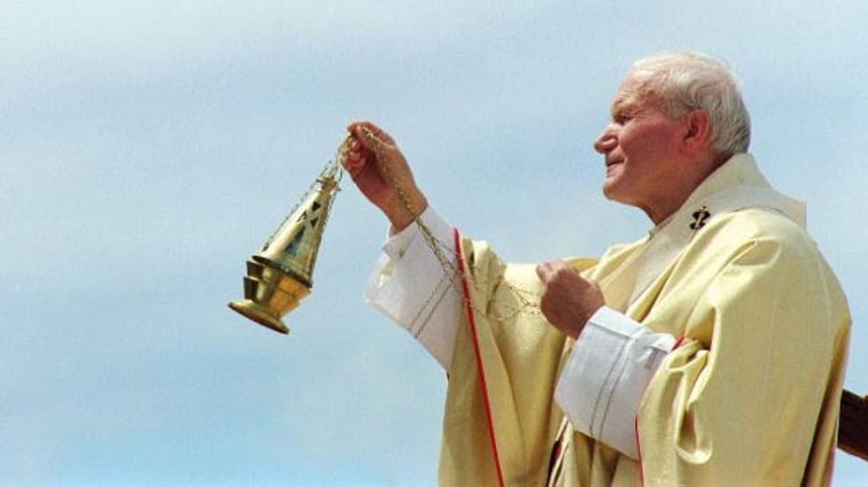 Vatican dismisses claim that John Paul II ignored Catholic sexual abuse