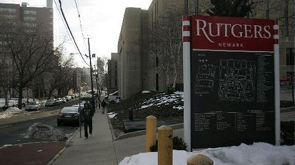 Rutgers-Newark philosophy chairwoman fights criminal sexual assault charges