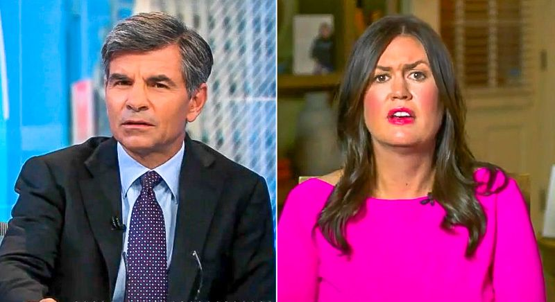 Sarah Sanders' lies were worse than originally reported — here's how she got away with them