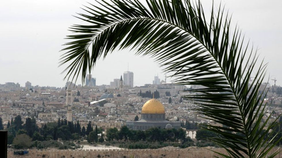 Supreme Court to review 'born in Jerusalem' passport law