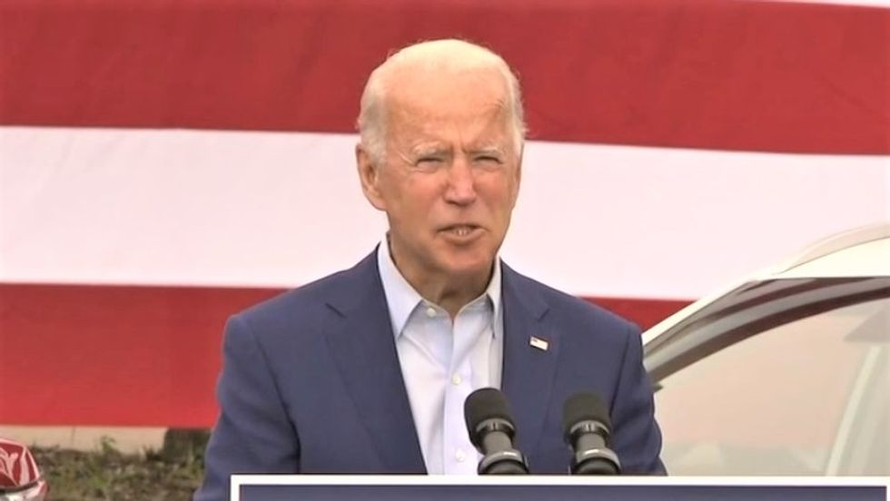 Biden camp livid at Facebook as tech giant blocks ads from Democratic presidential campaign: report
