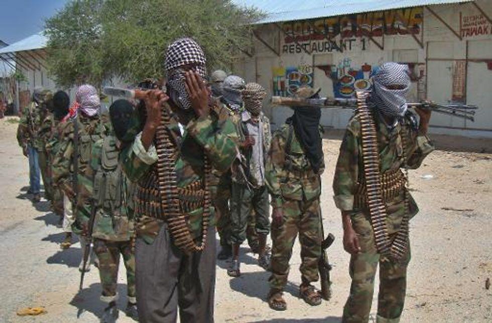 U.S. forces launch missile strike against Shebab leader in Somalia
