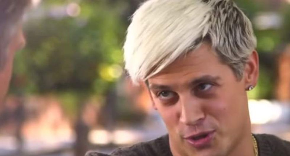 ABC reporter shreds Milo Yiannopoulos: 'You're an idiot ... What grade are you in?'