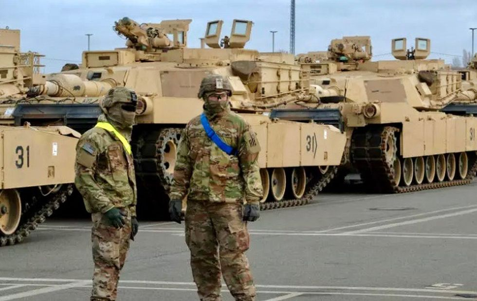US planning to slash troops in Germany: report