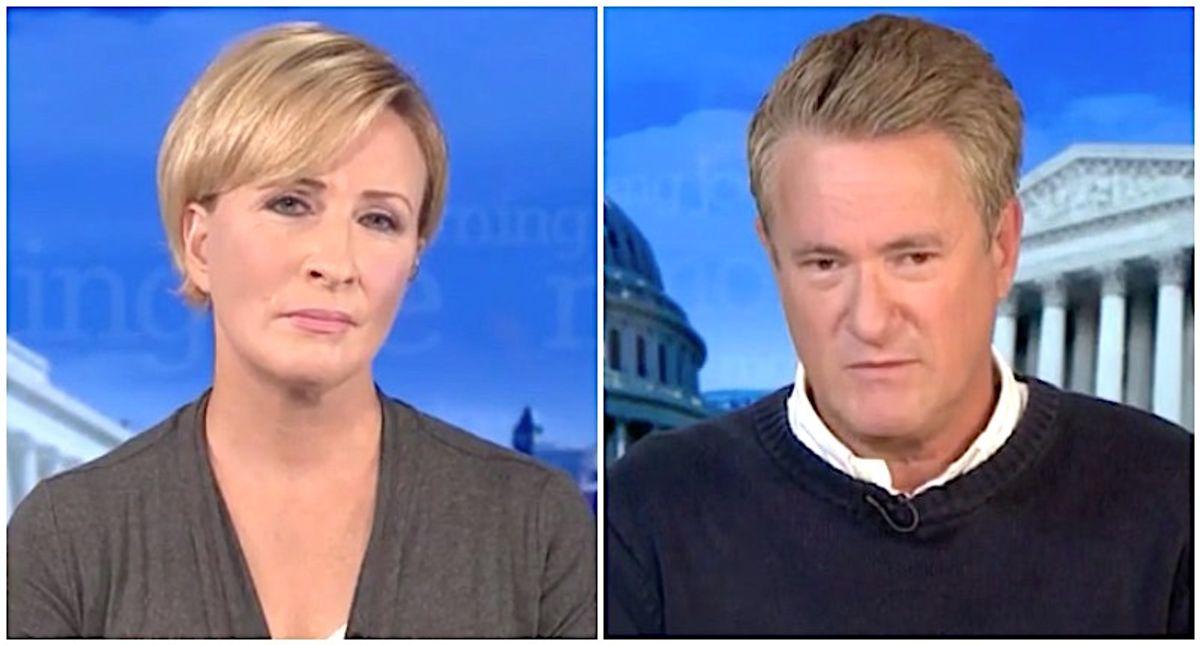 MSNBC's Morning Joe surprises himself with spontaneous rant against Trump's evangelical hypocrites