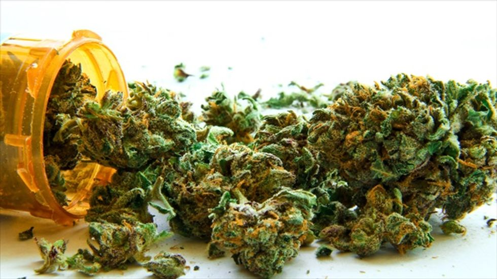 Feds admit medical pot works on brain tumors — but they're going after users anyway