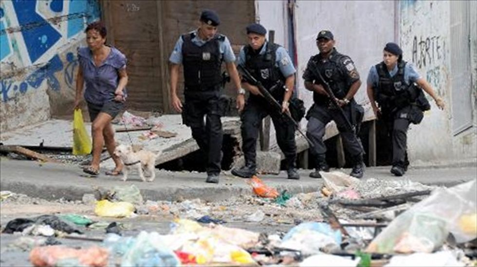 Brazil ramps up security in Rio de Janeiro after deadly unrest
