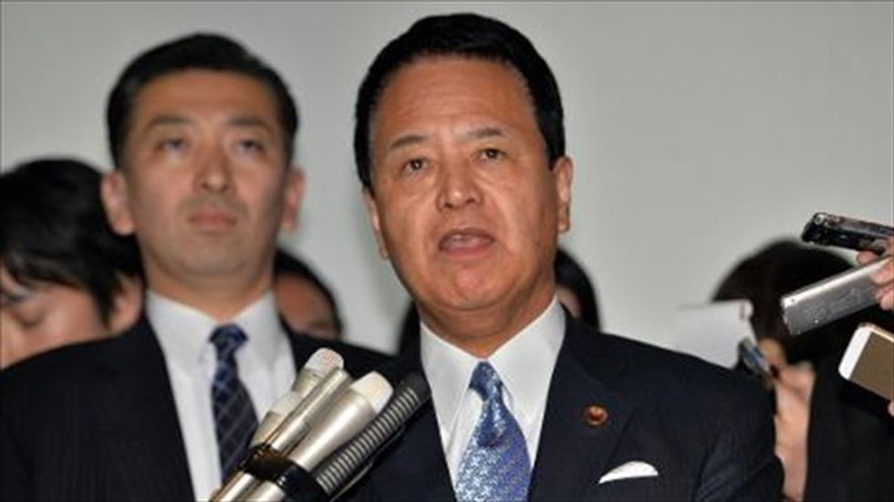 Japanese minister: No deal yet with U.S. on Trans-Pacific Partnership