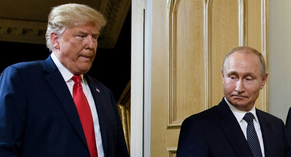Trump's obstruction is collusion if the FBI has evidence he's a Russian agent: Former federal prosecutor
