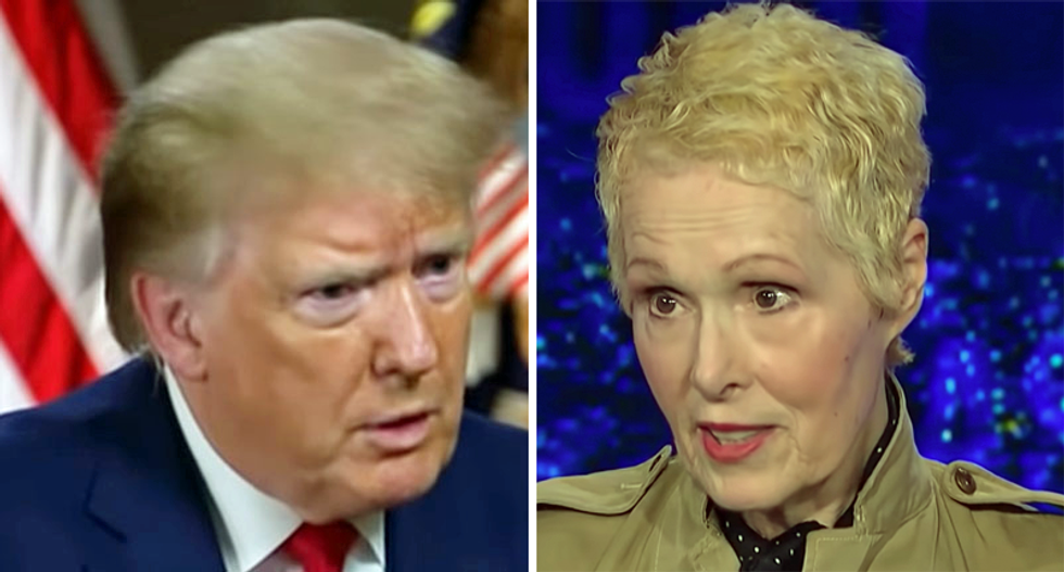 DOJ ripped for admitting they are trying to make a Trump rape case go away
