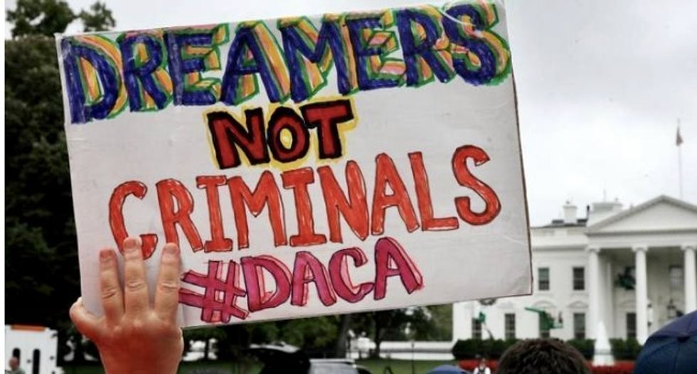 Trump to end deportation protection for 'Dreamers' -- but gives Congress 6 months to fix