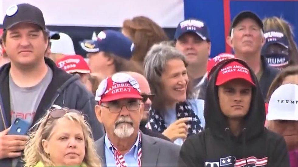 'He doesn't care': Michigan epidemiologist rips Trump for endangering lives with mask-free rally